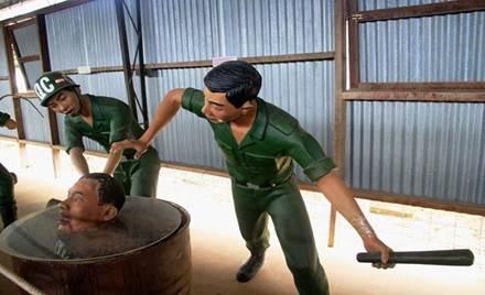 Description: Rùng mình xem lại chứng tích tội ác nhà tù Phú Quốc - ảnh 8