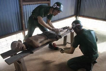 Description: Rùng mình xem lại chứng tích tội ác nhà tù Phú Quốc - ảnh 9
