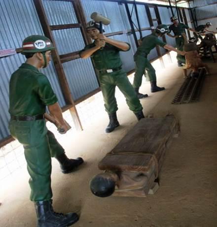 Description: Rùng mình xem lại chứng tích tội ác nhà tù Phú Quốc - ảnh 12